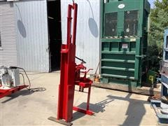 Shaver A Hydraulic Post Pounder