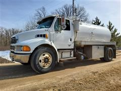 2007 Sterling Acterra S/A Sewer Pumper Vacuum Truck