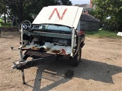 Dodge Pickup Tailgating Grill