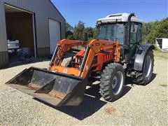 2005 AGCO GT75A MFWD Compact Utility Tractor