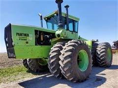 Steiger Panther III Automatic PTA325 4WD Tractor