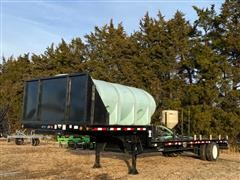 2011 Jet S/A Drop Deck Tender Trailer
