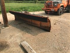 Hydraulic Fabricators HFR-41-11MOD Front End Snow Plow