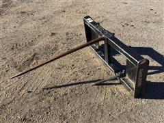 Land Pride BS10 Skid Loader Bale Spear