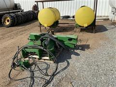 Agri-Products Saddle Tanks W/IVT Brackets