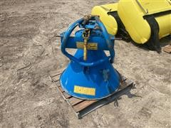 International Machinery 610 Rotary Seeder