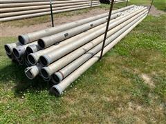 """6"""" Aluminum Irrigation Pipe"""