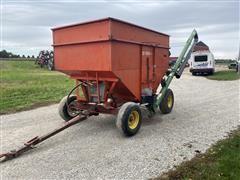 Farm King Gravity Wagon W/J&M Auger