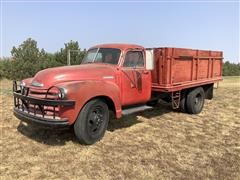 1948 Chevrolet S/A Grain Truck