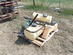ATV Sprayer Tanks