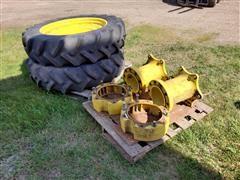 John Deere 380/80R38 Tires