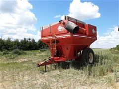 E-Z Trail 475 Side-Auger Grain Cart