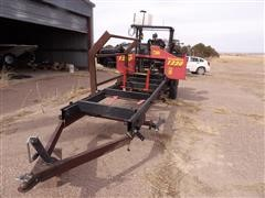 Timber King 1220 Portable Band Saw Mill