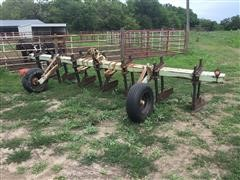 6R30 Ditching Cultivator