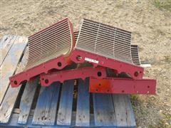 Case IH 8250 Combine Small Wire Wheat Concaves