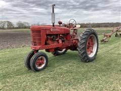 1948 McCormick Farmall M Narrow Front 2WD Tractor