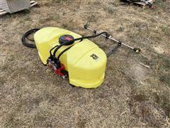 Bomgaars LG-3025-QR 25 Gal. ATV Sprayer