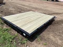 Monroe Flatbed/Platform Assembly
