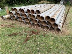 """10"""" Aluminum Irrigation Pipe"""