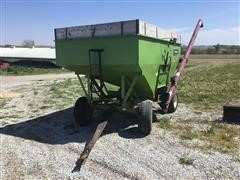 Parker 12500 Gravity Wagon/Seed Tender