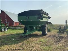 Unverferth 7000 Grain Cart
