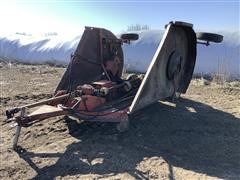 Rhino SR15 Batwing Mower