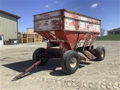 Uft 300 Bushel Gravity Wagon