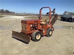2000 DitchWitch 3610DD Trencher