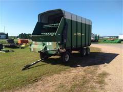 Badger BN1050 T/A Forage Wagon