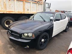 2006 Dodge Charger Police Sedan