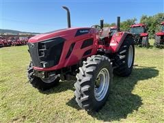 2017 Mahindra 7085 PST 4WD Compact Utility Tractor