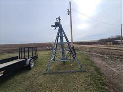 T-L Irrigation Pivot Point