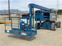 2011 Genie Z60/34/120v Boom Lift