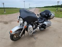 2003 Harley Davidson FLHTCUI Ultra Classic Electra Glide Anniversary 2 Passenger Motorcycle