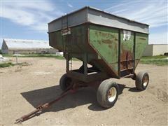 Dakon 250 Gravity Wagon