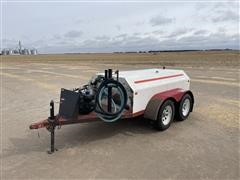 Palmer 600-Gallon Fuel Trailer
