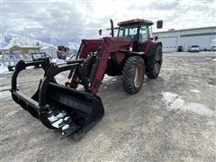 2007 Case IH MXM190 MFWD Tractor W/Loader