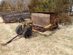 Soil Mover Scraper