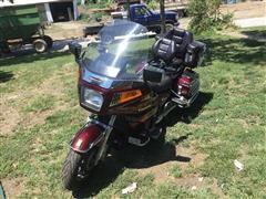 1986 Kawasaki Voyager XII 1200 Motorcycle