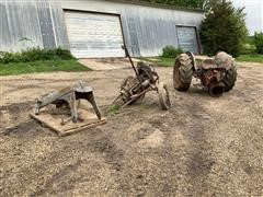Ford 8N 2WD Parts Tractor