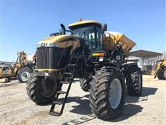 2017 RoGator RG1300B Dry Fertilizer Applicator