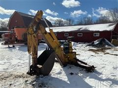 John Deere 93 Backhoe Attachment