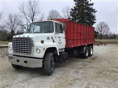 1981 Ford LN8000 T/A Grain Truck