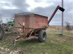 Eddins 350 Grain Cart