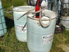 Allied Simply Blue+ Diesel Exhaust Fluid Drums & Pump