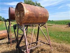 300-Gallon Fuel Tank & Stand