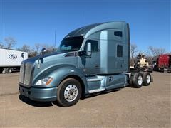 2014 Kenworth T680 T/A Truck Tractor