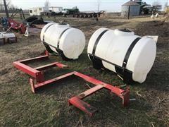 John Blue 200 Series Pump W/regulator, Liquid Fertilizer Tanks W/lines & Components
