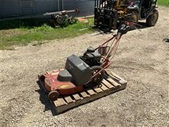 Troy-Bilt Tuff-Cut High Wheel Brush Mower