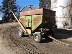 Dakon Gravity Wagon Seed Tender